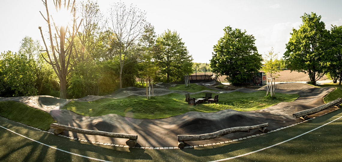 Asphalt-Pumptrack